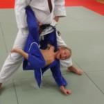 Christian mit unserem Judoka Dragan!